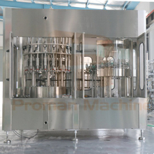 6000Bph Juice Filling Machine