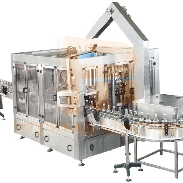 Alcohol Drink Filling Machine