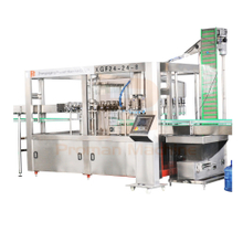 8000Bph Water Filling Machine
